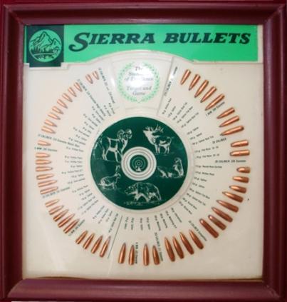 Sierra Bullet Board4