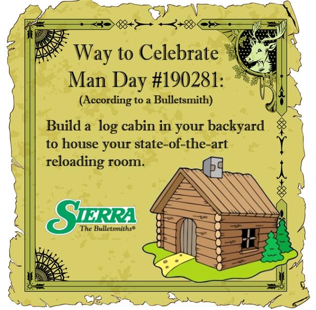 Way To Celebrate Man Day #4
