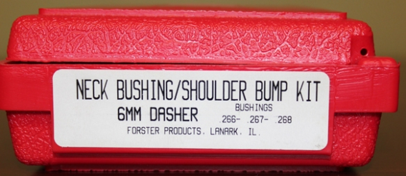 6mm Dasher Powder