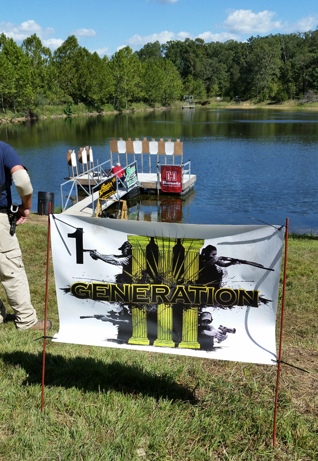 2016 Generation III 3 Gun Match Lake Ozark MO