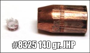 #8325 Sierra 140 gr JHP