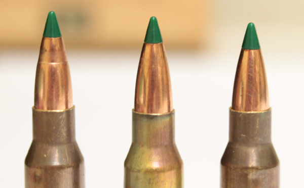 3 77 gr Tipped MatchKing Bullets