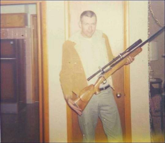 Bob Ruder Rifle 1950s