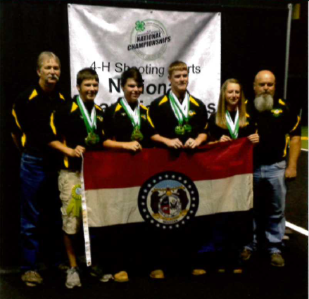 4 H Shoot Sports Team