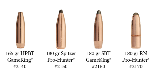 GameKing and ProHunter Bullets